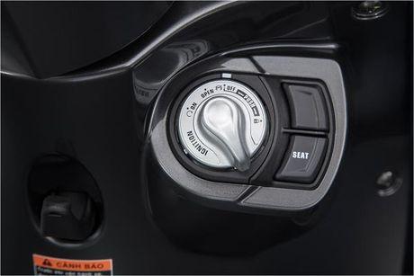 Nhung ly do xe ga Yamaha Janus bot ton xang - Anh 3