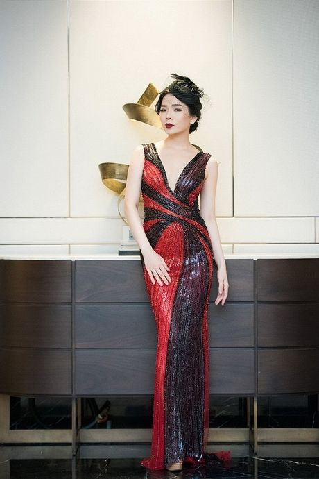 Pham Huong, Vy Oanh tinh khoi voi dam trang, doi lap Thuy Van, Le Quyen quy phai - Anh 6