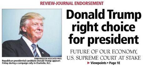 Ong Donald Trump dung 'chieu' nao de lanh dao nuoc My - Anh 1