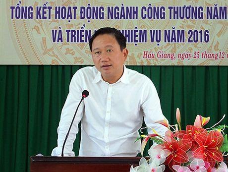 Bo Cong Thuong can nghiem tuc rut kinh nghiem ve cong tac can bo - Anh 1