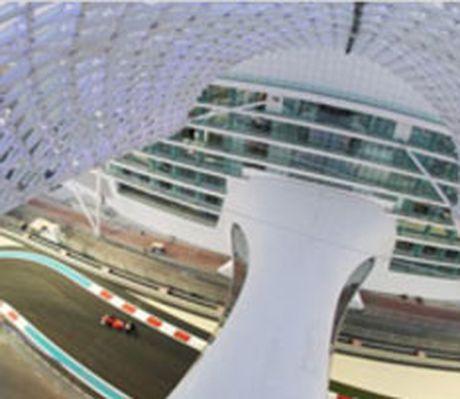 Lich thi dau F1: Abu Dhabi GP 2016 - Anh 2