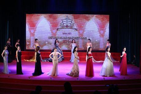 Cuoc thi nguoi mau Nu Hoang da quy VN 2016 da qua vong ban ket - Anh 1