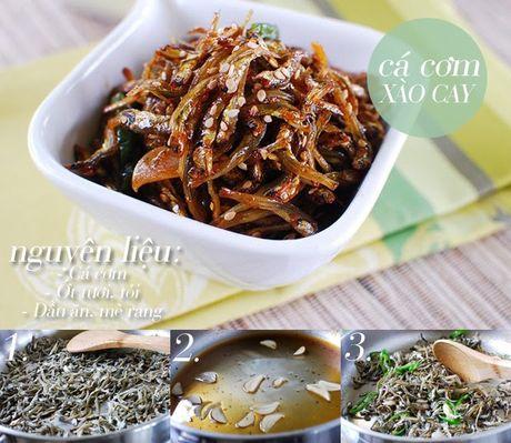 Thuc don bua com gia dinh cho tuan moi tran day nang luong - Anh 1