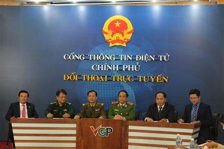 Dong loat mo cac dot chong buon lau dip cuoi nam - Anh 1