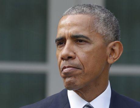 """Obama la """"tong thong vit que""""? - Anh 2"""