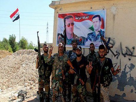 Syria san sang cho cac hoat dong o thanh pho va vung ngoai o Aleppo - Anh 1