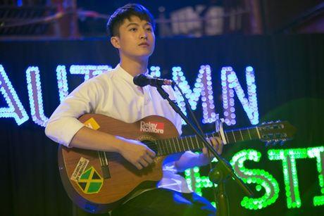 Harry Lu muot mo hoi hat nhac phim '4 nam 2 chang 1 tinh yeu' - Anh 1