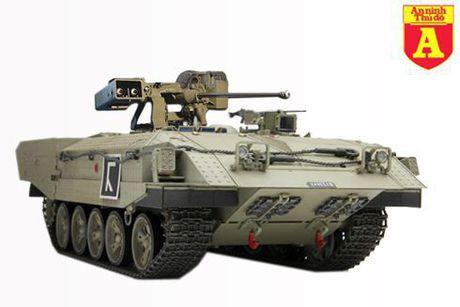 Giai phap khien tang T-54 Viet Nam 'cai lao hoan dong' - Anh 1