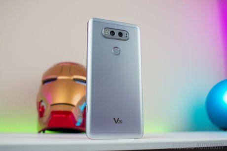 LG V20 ban duoc 200.000 chiec sau 10 ngay mo ban - Anh 1