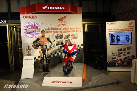 Honda Viet Nam dua MotoGP den gan hon voi khan gia Viet - Anh 1