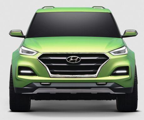 Hyundai trinh lang them mot mau ban tai moi - Anh 3