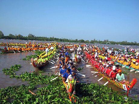 Le hoi Ok Om Bok doc dao o Tra Vinh - Anh 3