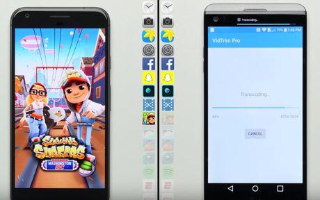Dua hieu nang: LG V20 vuot mat Google Pixel XL - Anh 4