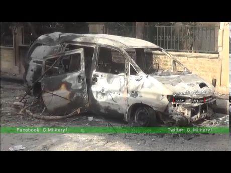 Chien su Aleppo: Quan doi Syria diet khung bo, giai phong quan ngoai o - Anh 1
