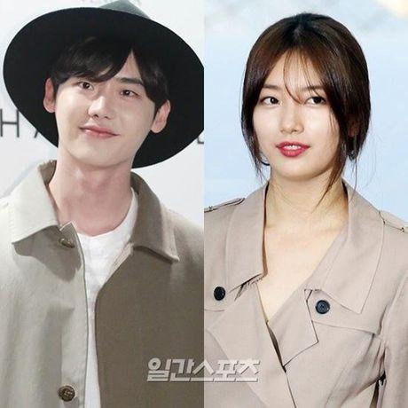 Cap doi trong mo Lee Jong Suk va Suzy sap dong cung phim - Anh 1
