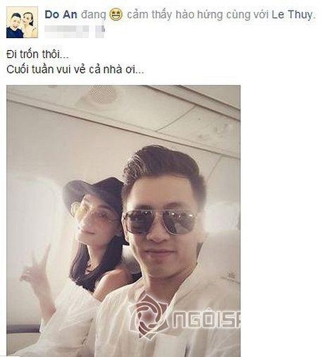 Cuoc song hon nhan hanh phuc vien man nhu ngon tinh cua Le Thuy - Anh 4