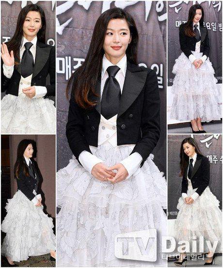 Jun Ji Hyun bi che mac xau - Anh 1