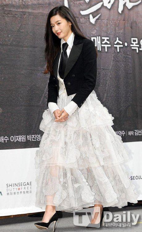 Jun Ji Hyun bi che mac xau - Anh 2