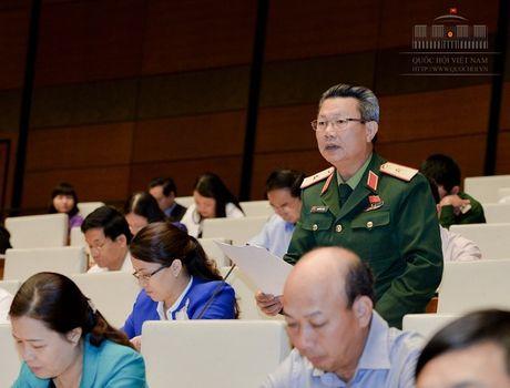 Luat Thuy loi phai tinh den quoc phong, an ninh - Anh 2