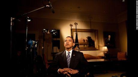 8 nam lam Tong thong My cua Barack Obama qua 100 buc anh (Phan 1) - Anh 10