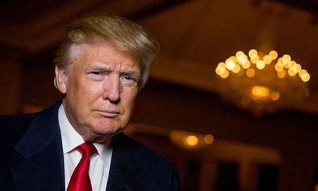 Trump noi tuong ngan nguoi nhap cu co phan chi la hang rao - Anh 1