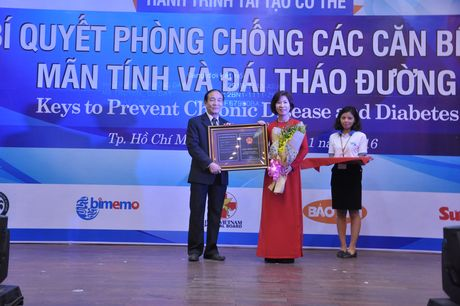 Thanh lap Vien Nghien cuu va Ung dung suc khoe Bach nien truong tho - Anh 1