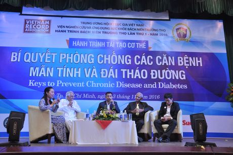 Thanh lap Vien Nghien cuu va Ung dung suc khoe Bach nien truong tho - Anh 3