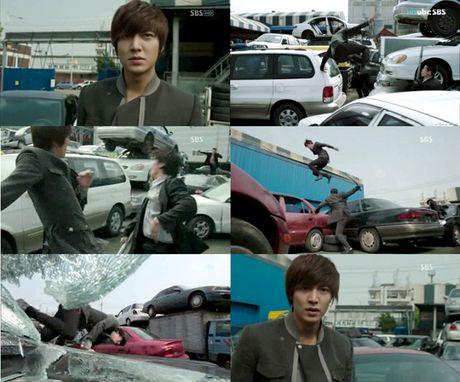Dep trai chua du, Lee Min Ho con chung minh kha nang dien xuat khong kem ai! - Anh 6