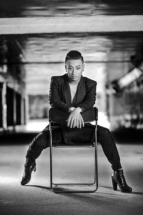 Adam Lam: Khong phai ai cung co the mac all-black! - Anh 1