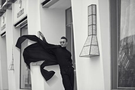 Adam Lam: Khong phai ai cung co the mac all-black! - Anh 4