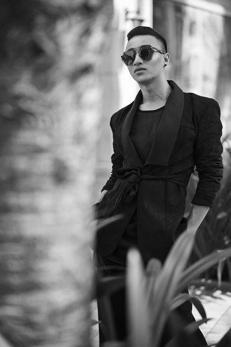 Adam Lam: Khong phai ai cung co the mac all-black! - Anh 5