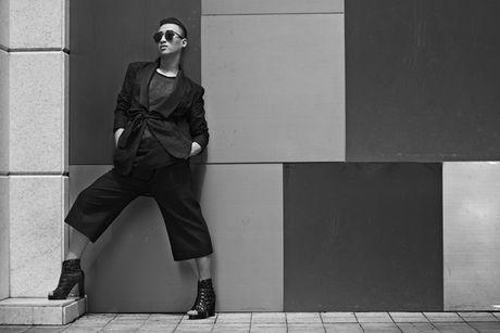 Adam Lam: Khong phai ai cung co the mac all-black! - Anh 6