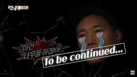 Running Man: Say xin nhan nham may, Ji Hyo de lo tin nhan tinh cam danh cho Gary - Anh 1