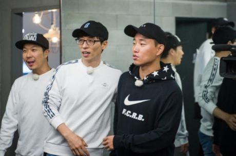 Running Man: Say xin nhan nham may, Ji Hyo de lo tin nhan tinh cam danh cho Gary - Anh 2