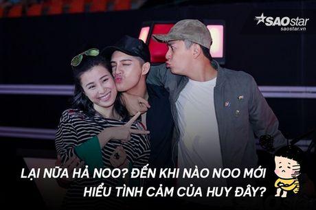 Tinh ban vinh cuu den dau thi cung co ngay Ngo Kien Huy bi Noo Phuoc Thinh 'hat hui' - Anh 13