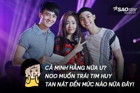 Tinh ban vinh cuu den dau thi cung co ngay Ngo Kien Huy bi Noo Phuoc Thinh 'hat hui' - Anh 17