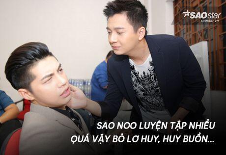 Tinh ban vinh cuu den dau thi cung co ngay Ngo Kien Huy bi Noo Phuoc Thinh 'hat hui' - Anh 3