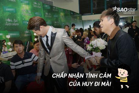 Tinh ban vinh cuu den dau thi cung co ngay Ngo Kien Huy bi Noo Phuoc Thinh 'hat hui' - Anh 4