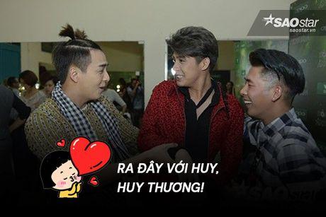 Tinh ban vinh cuu den dau thi cung co ngay Ngo Kien Huy bi Noo Phuoc Thinh 'hat hui' - Anh 7