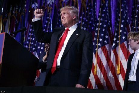 Ro ri sieu xe 'Quai vat' ong Trump se dung vao ngay nham chuc - Anh 2