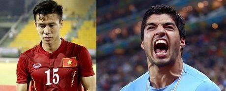 Khi Luis Suarez 'bao chua' cho... Que Ngoc Hai - Anh 1