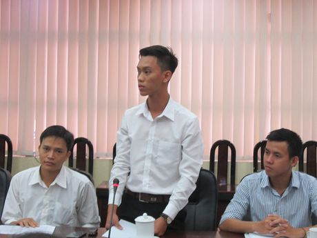 Bo GDDT gap mat 16 tac gia lot vao chung khao chuong trinh 'Tri thuc tre vi giao duc' - Anh 3