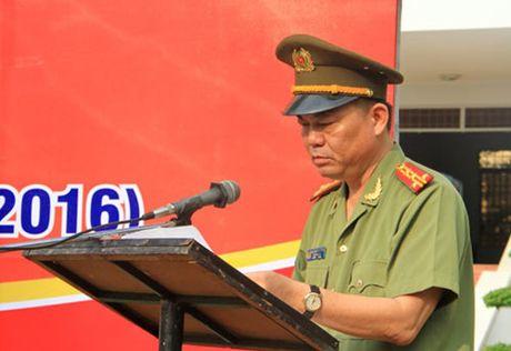 Khanh Hoa co tan giam doc cong an - Anh 1