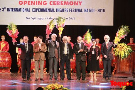 Khai mac 'Lien hoan quoc te San khau thu nghiem lan thu III, Ha Noi - 2016' - Anh 3
