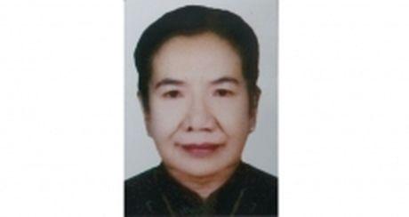 Tin buon: Dong chi Nguyen Thi Dien tu tran - Anh 1