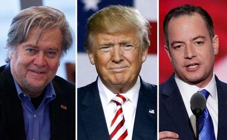 Lo dien nhan su cap cao trong Noi cac moi cua Trump - Anh 1