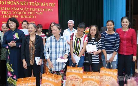 Ban cong tac Mat tran la soi day ket noi giua nhan dan voi chinh quyen - Anh 3