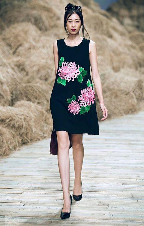Kikki Le xac nhan chuan bi thi Asia's Next Top Model - Anh 2