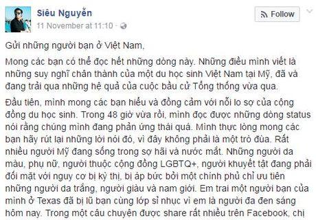 Du hoc sinh Viet o My bi tan cong sau bau cu - Anh 1
