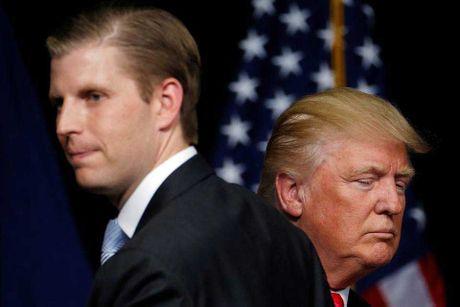 Cac con cua Trump giup bo chon noi cac - Anh 4